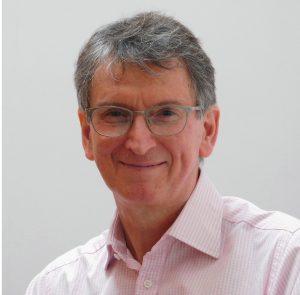 Professor Brian Evans AoU