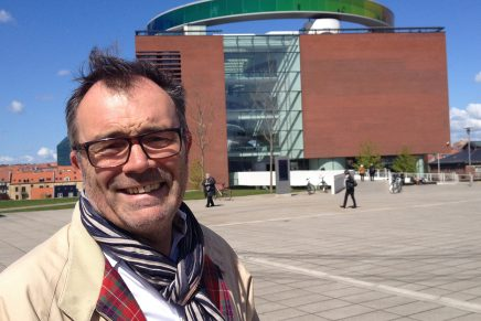 Stephen Willacy AoU, City Architect of Aarhus: Trust – the antidote to risk