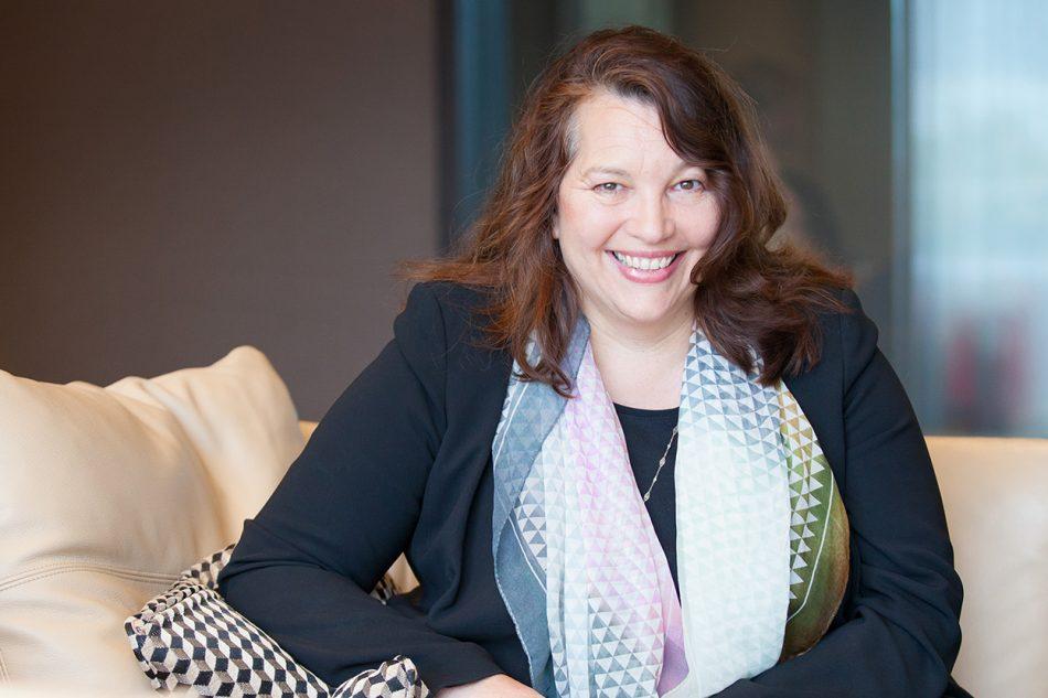 Yolande Barnes AoU, Head of World Research, Savills