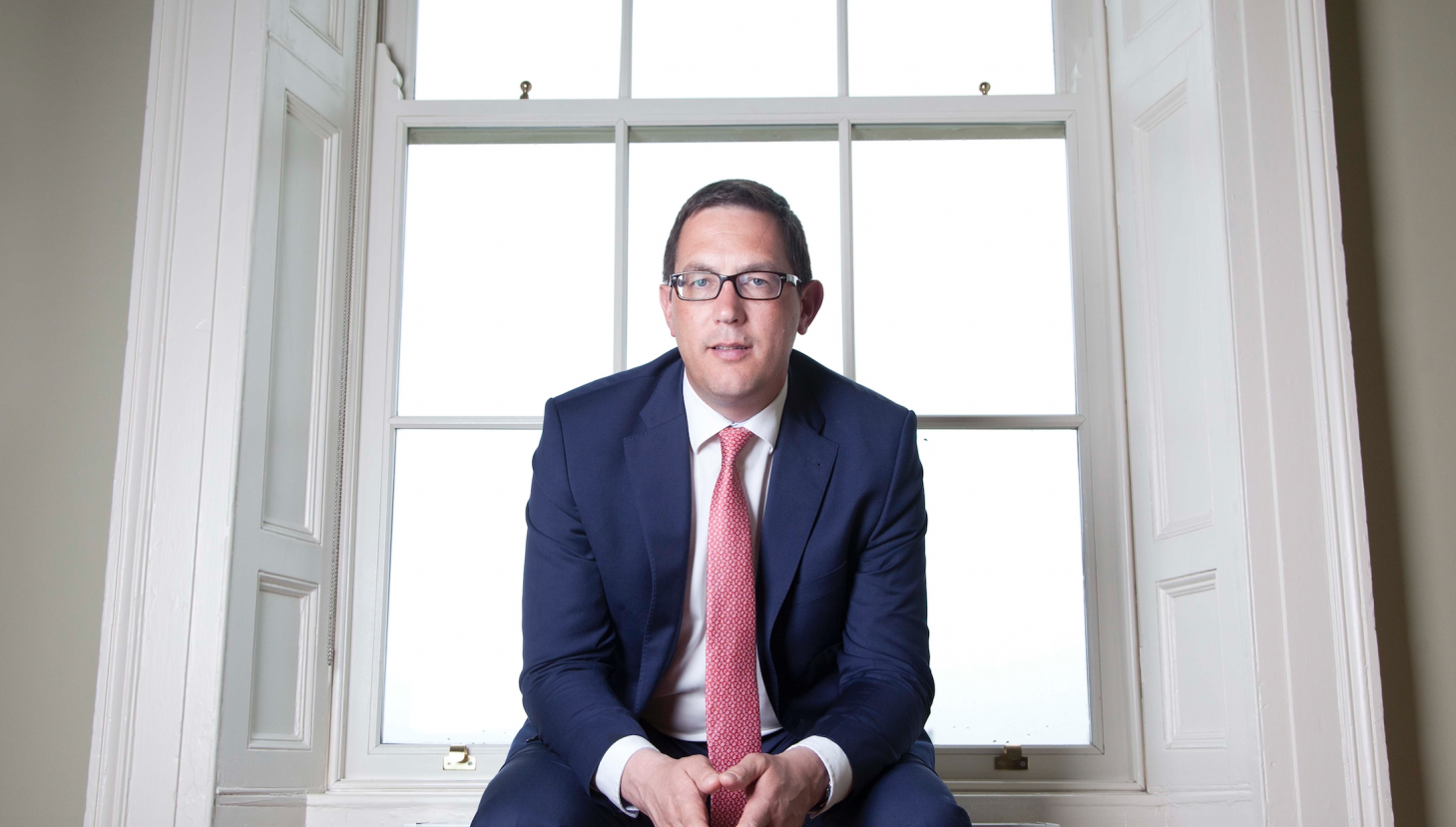 Conor Healy, Chief Executive, Cork Chamber of Commerce | A Place to