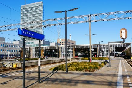 Getting to Eindhoven – by Air, Bus and Rail